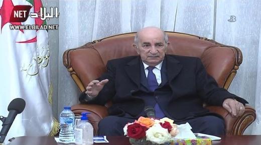الرئيس الجزائري يعود إلى بلاده بعد غياب دام شهرين بداعي العلاج من فيروس كورونا (فيديو)