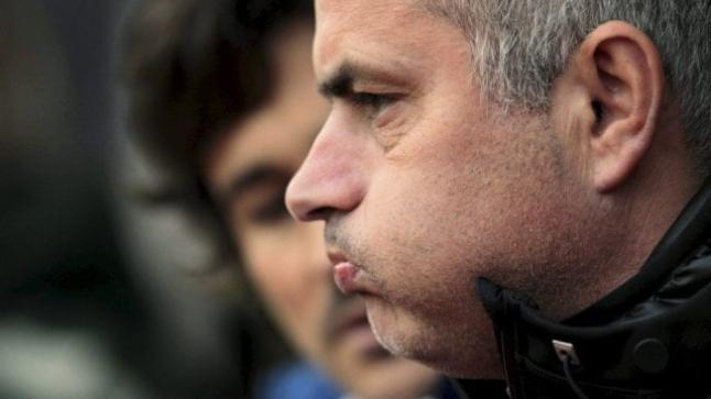 مورينيو يشكك في حظوظ تشيلسي للفوز بأي ألقاب هذا الموسم