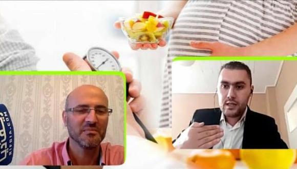 نصائح بالريفية للمرأة الحامل ومرضى ضغظ الدم خلال رمضان مع الدكتور مراد أبركان (فيديو)