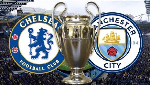 تشكيلة تشيلسي الأساسية أمام مانشستر سيتي في نهائي دوري أبطال أوروبا