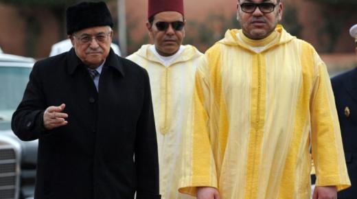 الملك محمد السادس يراسل الرئيس الفلسطيني ويؤكد له موقف المغرب في القضية الفلسطينية