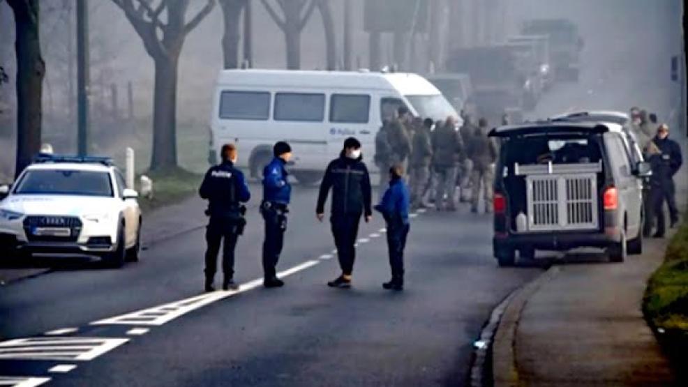 بلجيكا .. تفكيك عصابة مخدرات مغربية متورطة في عمليات خطف