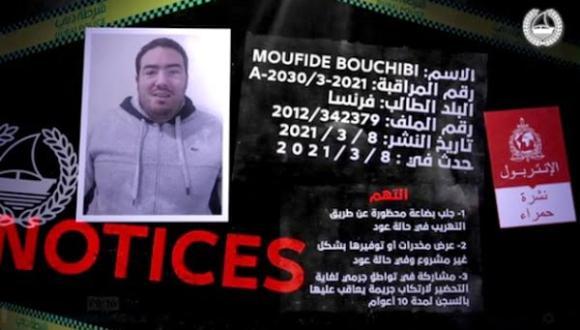 اعتقال زعيم مافيا مغربي يهرب 60 طنا من الحشيش سنويا الى اوروبا