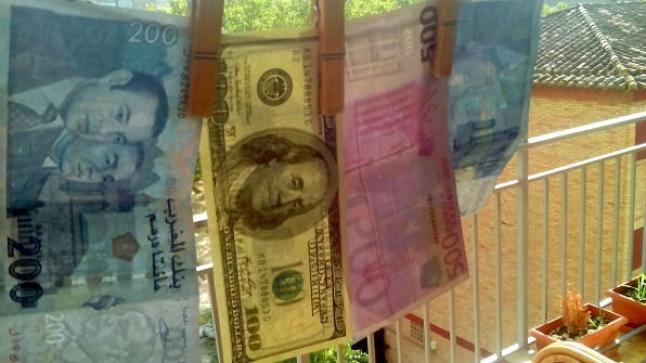 تقرير أمريكي: تهريب 10 مليار دولار من المغرب ما بين 2003-2012 واسترد 2% منها فقط وسط صمت الدولة