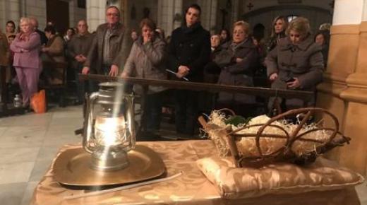 """""""شعلة السلام"""" القادمة من بيت لحم مولد المسيح """"تنشر نورها"""" في الريف انطلاقا من مليلية"""