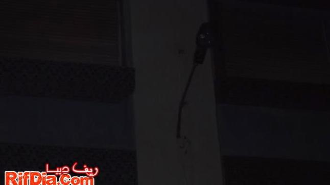 شوارع وأزقة تعاونية الفتح بأركمان تحت رحمة ظلام دامس منذ أيام