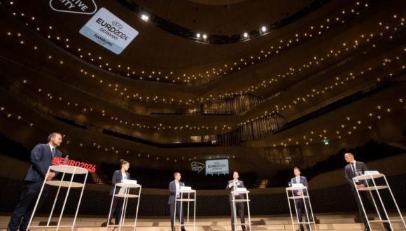 ألمانيا: مدينة هامبورغ تحتضن قرعة يورو 2024 لكرة القدم