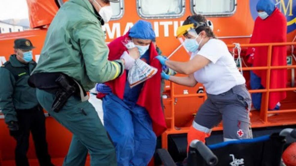 تفاصيل غرق قارب للهجرة السرية على متنه 10 شبان من الحسيمة