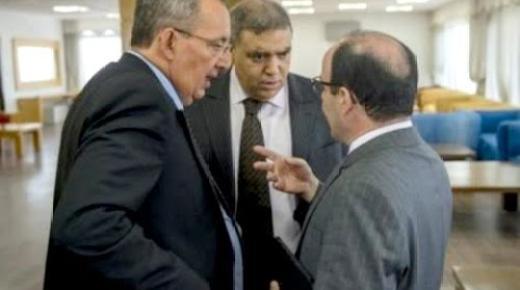 تفاصيل الاجتماع بين الوفد الوزاري ومسؤولين جهويين بالحسيمة