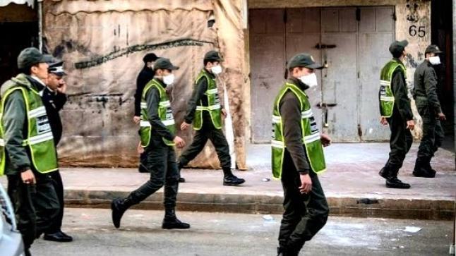 بعد شفائهم من كورونا.. ستة عناصر من القوات المساعدة يغادرون المستشفى بالناظور