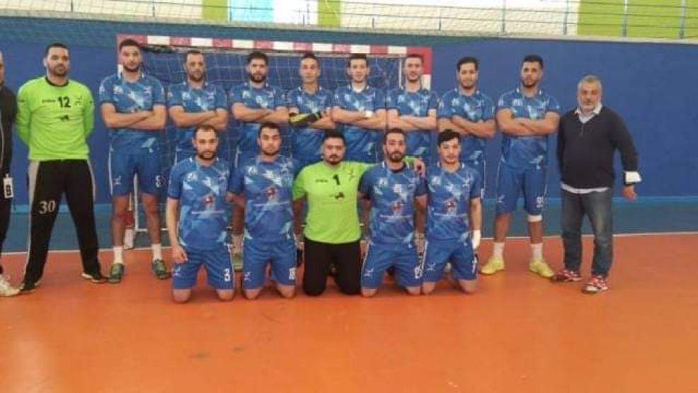 تأهل فريق هلال الناظور لكرة اليد لربع نهائي كأس العرش
