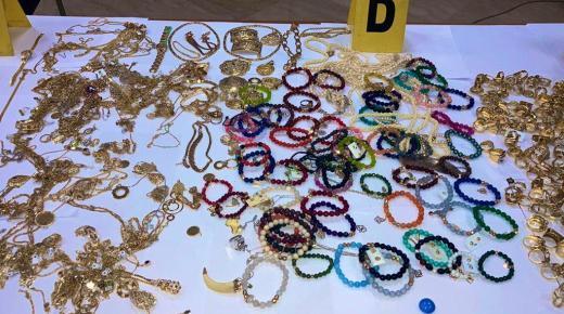 الشرطة تفك لغز سرقة هوليودية لمتجر مجوهرات في طنجة (+التفاصيل)