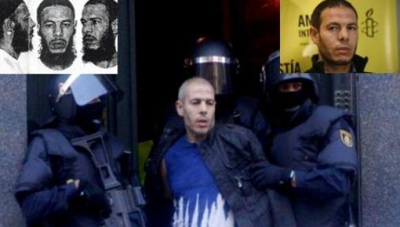 """إسبانيا تفكك خلية جهادية تجند المقاتلين في """"داعش"""" يتزعمها ريفي (فيديو)"""