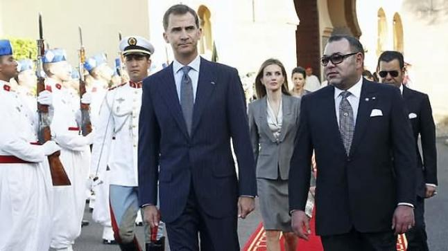"""مدريد تشكر الرباط على بناء سياج حول مليلية والدولة المغربية تسحب """"سبتة ومليلية"""" من خطابها الدبلوماسي"""