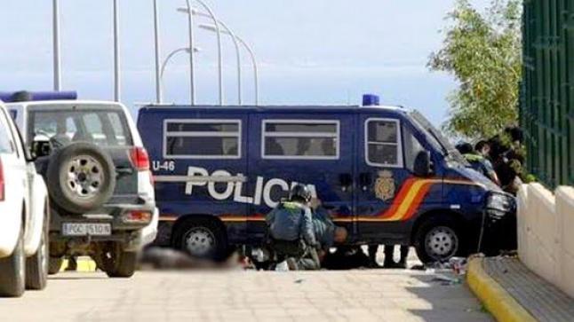 شرطة مليلية تقتل ثمانيني من الناظور بمعبر بني انصار