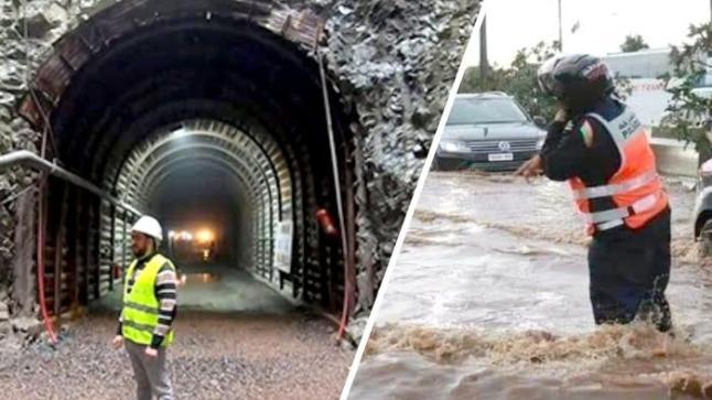 """هذه تفاصيل المشروع الذي سينقذ """"الدار البيضاء"""" من الفيضانات المتكررة"""
