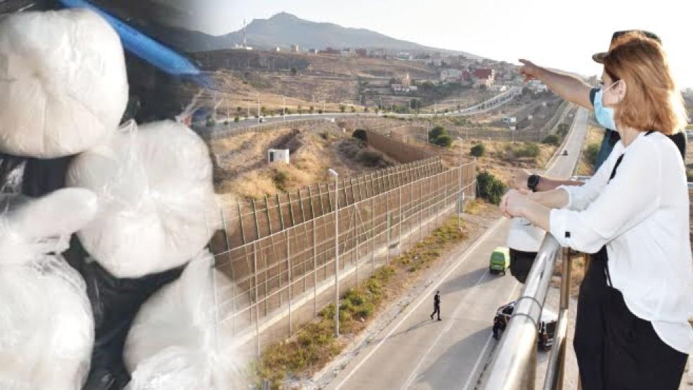 مليلية: إيقاف 26 شخصا تواطؤ مع مسؤولين إسبان لإغراق الناظور بالكوكايين