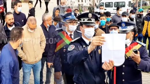 تنديد بقمع ومنع احتجاجات 20 فبراير ومطالب للحكومة بفتح الحوار واحترام الحريات النقابية