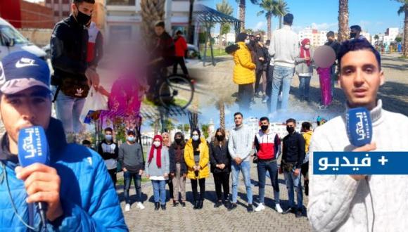 مبادرة شبابية بالناظور لمساعدة المشردين