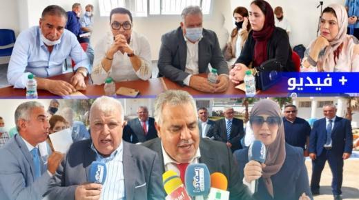 تفاصيل جلسات انتخاب مجلس حضرية بني انصار (فيديو وصور)