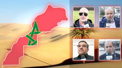 ميكرو ريف ديـا يسأل أفرادا من الجالية المغربية المقيمة بألمانيا و هذا ما قالوه حول الاعتراف الأمريكي بمغربية الصحراء