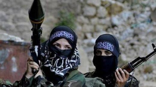 بلجيكا : 4 شابات مغربيات من انتويرب يلتحقن للقتال في سوريا