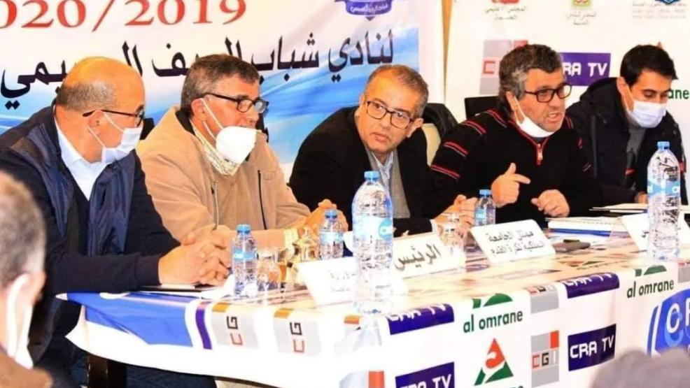 """رئيس """"الريف الحسيمي"""" يستقيل من منصبه والفريق يقدم اعتذاره للجمهور"""