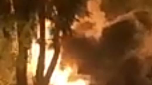عاجل: بمليلية..حريق بمركز ايواء القاصرين تعذر اخماده(+فيديو) لساعات(+فيديو)