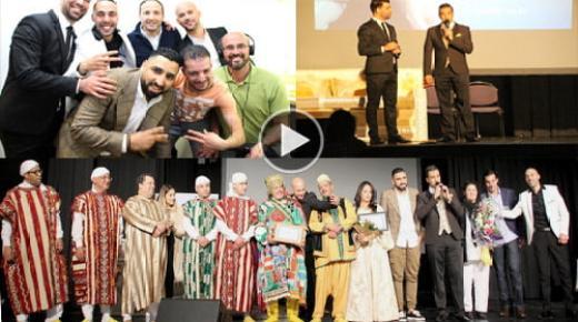 جمعية أمانة تبصم بمشاركة نجوم من الريف على حفل خيري لدعم علاج وليد أمعنكاف بألمانيا