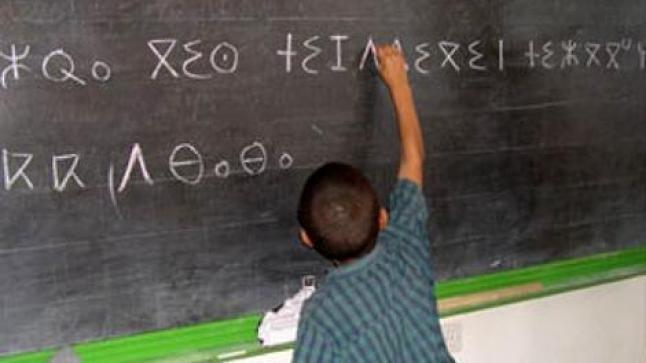 إدراج اللغة الأمازيغية في المنظومة التعليمية يعرف تعثرا غير مفهوم