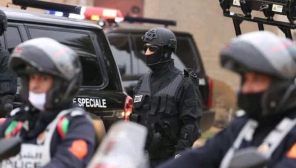 بالفيديو.. تفاصيل إجهاض مخطط تخريبي وتفكيك خلية إرهابية ضواحي مراكش