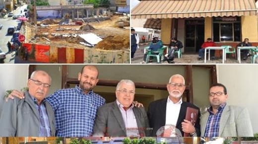 """فرخانة: صاحب مقهى ياسين ينتقد خطوة """"أهلال"""" ويرد بوثائق واتفاقيات رسمية مع المجلس البلدي"""