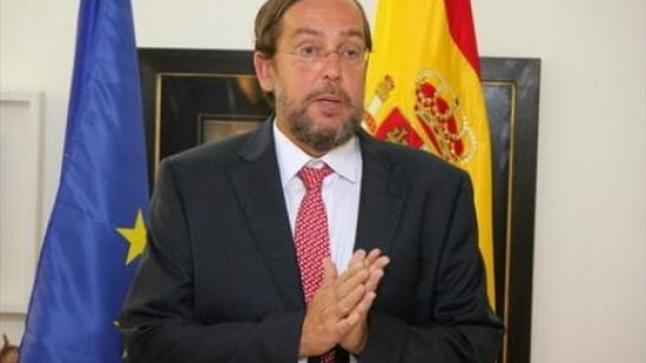 "تعيين ""فرناندو موران"" قنصلا عاما جديدا لاسبانيا بالناظور"