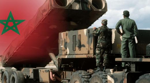 الجيش المغربي يضرب بقــوة ويحصل على معدات عسكرية جديدة وغير مسبوقة