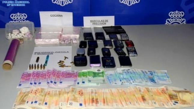 الأمن الإسباني يُوقف مهاجر مغربي يُروّج أوراق نقدية مزيّفة