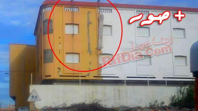 وفاة صباغ اثر سقوطه من الطابق الثاني بفرخانة (صور)