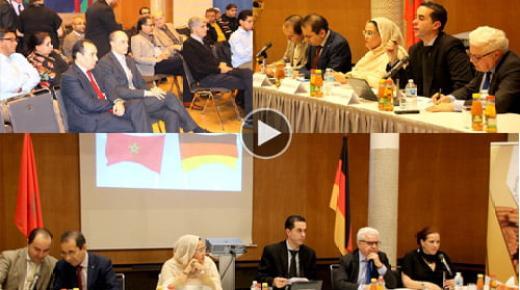 """ألمانيا : """"الشخصية المغربية رافعة التطور والانتقال الديمقراطي"""" موضوع ندوة فكرية بفرانكفورت"""