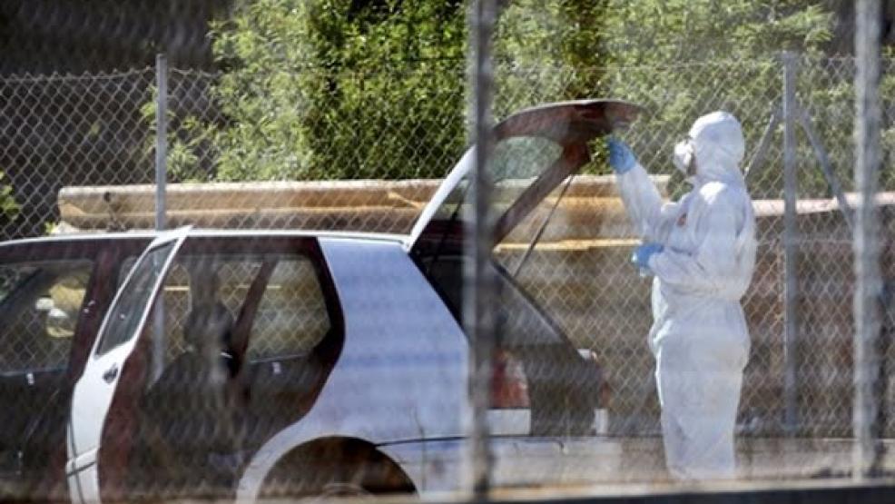 اسبانيا.. اعتقال مغربي قتل اخر وخبأ جثته في صندوق سيارة