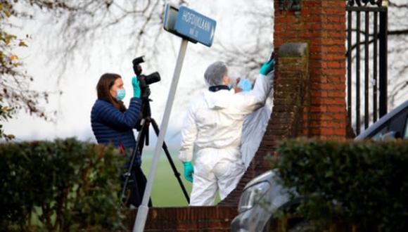 اعتقال اربعة مشتبه فيهم بتصفية مهاجر من منطقة الريف في هولندا