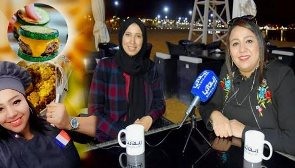 """الشيف إيمان مجاهد تفتح قلبها لقراء """"ريف ديا"""" قبل مشاركتها في مهرجان عالمي لتمثيل المغرب"""