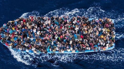 منظمة اسبانية : نصف مليون مرشح للهجرة السرية ينزحون حاليا من ليبيا الى شمال المغرب