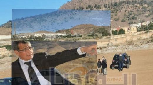 عاجل: بخصوص سوق أزغنغان، ورثة أرض الرويسي يلغون اجتماع عامل الناظور و مقررات رئيس المجلس البلدي