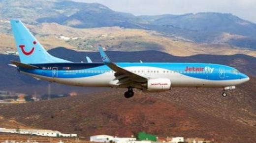 شركات الطيران ترفع من عدد رحلاتها بين اوروبا والناظور