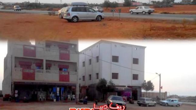 الطريق الوطني رقم 16 العابر لمنطقة أيَلْمَام بأركمان، طريق تكاد لا تجف منه الدماء.!