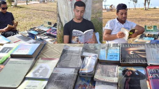 سابقة.. إطلاق مبَادرة لتشجيع على القراءة ومرافقة الكتاب خلال شهر رمضان بكورنيش شاطئ قرية أركمان