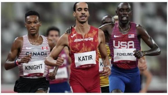 """من هو """"محمد كثير"""" العداء المغربي الذي تعول عليه إسبانيا لانتزاع ميدالية في أولمبياد طوكيو؟"""