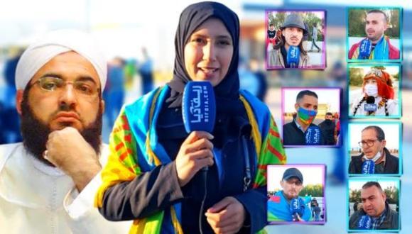نُشطاء أمازيغ يردون على الكتاني والشيوخ الذين يحرمون الاحتفال بالسنة الأمازيغية