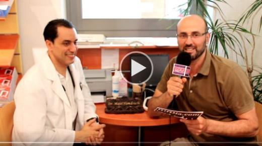 """بالفيديو: الدكتور مجيد الحمدوشي يفتح قلبه لزوار ريف دييا في برنامج """"مغاربة المانيا"""""""