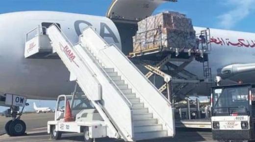 المغرب يدعم لبنان بثماني طائرات للمساعدة الانسانية والطبية