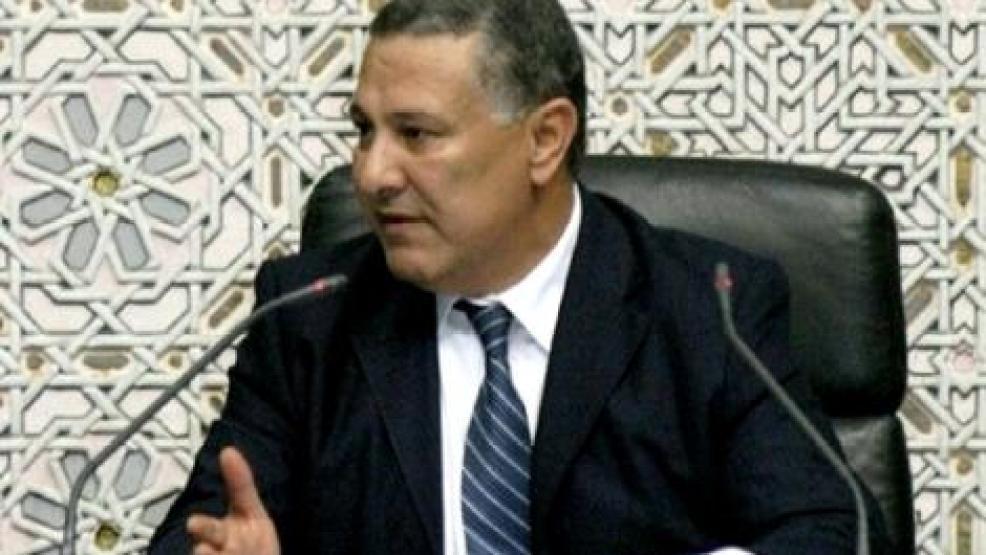 مضيان يدعم ترشيح مصطفى المنصور لرئاسة مجلس النواب